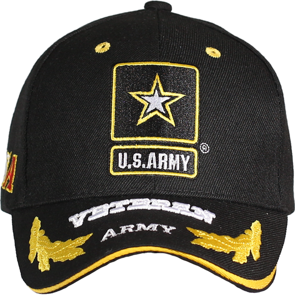 Officially Licensed United States Army Veteran Hat