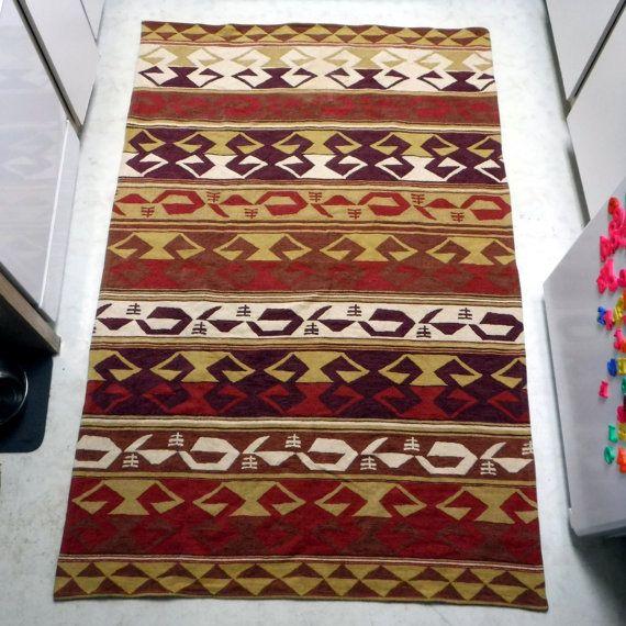 Inca Yucatan Rug 4x6 Concepts International by AthenasPlayhouse