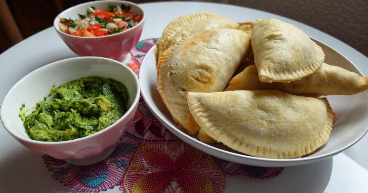 Aneta Goes Yummi: Empanadas s pórovo-slaninovou plnkou