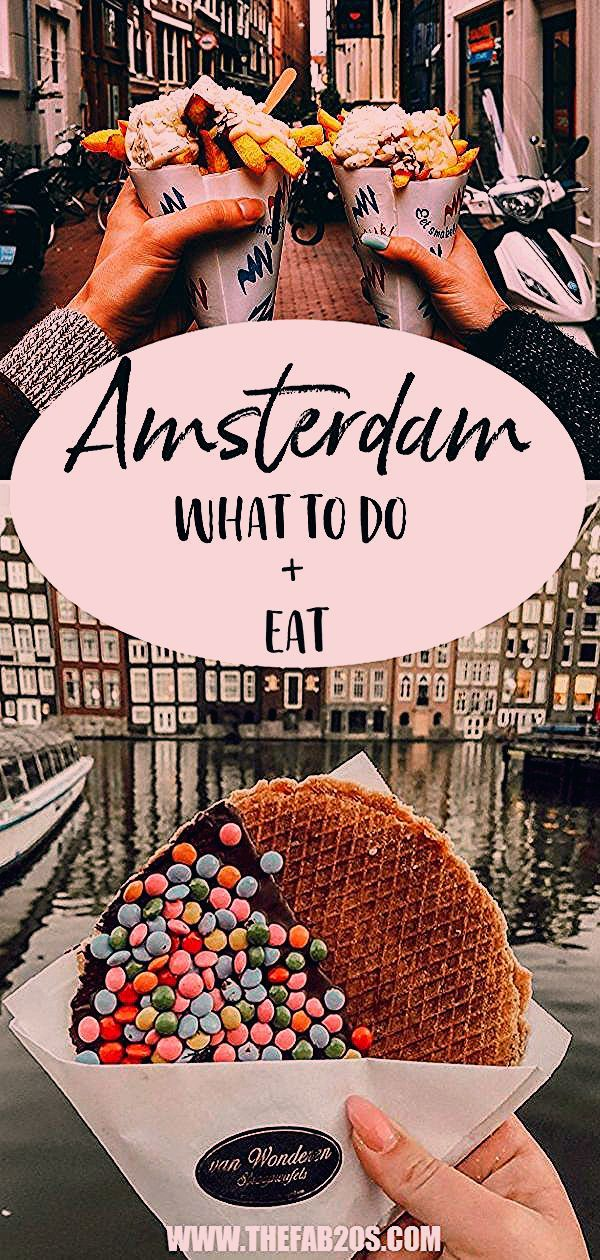 Photo of 13 Things You Must Do When Visiting Amsterdam – TheFab20s