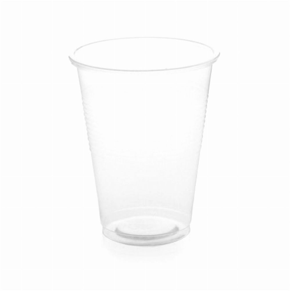 9 Oz Clear Cups 80ct Quality Premium Plastic Disposable Party New Free Shipping #BlueSky