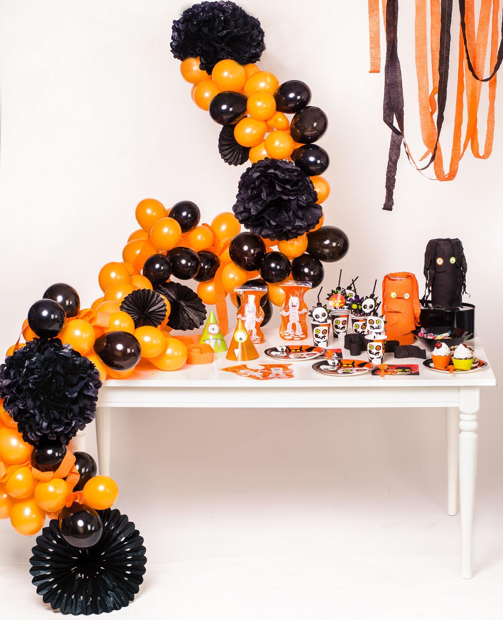 Pin by Partybox.pl on Pomysł na Dekoracje Halloweenowe