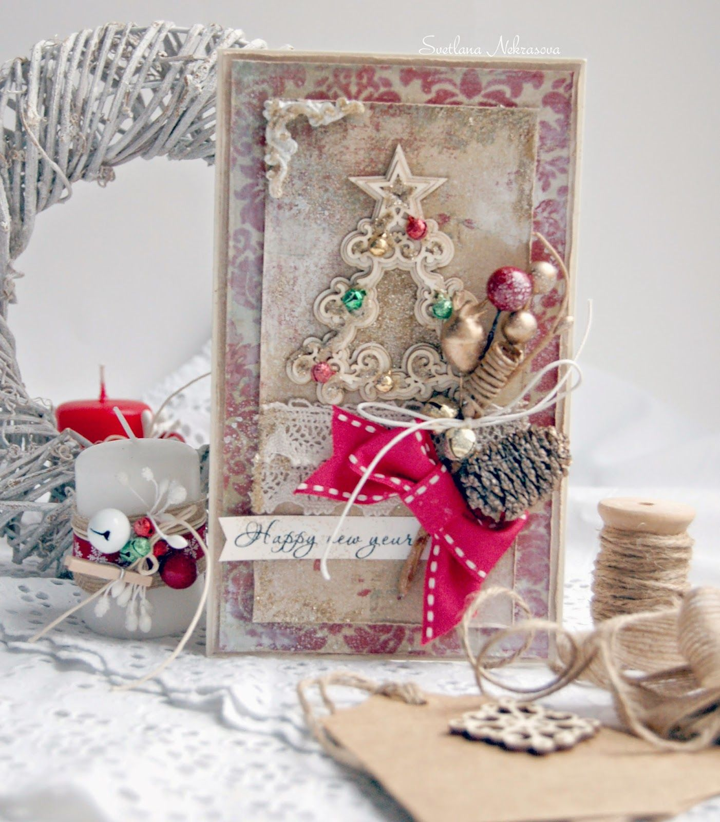 витебщине красивые скрап открытки на новый год вариант