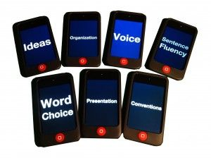 Awesome series of blog posts on how to incorporate iPods into writing - word choice, voice, fluency, etc.