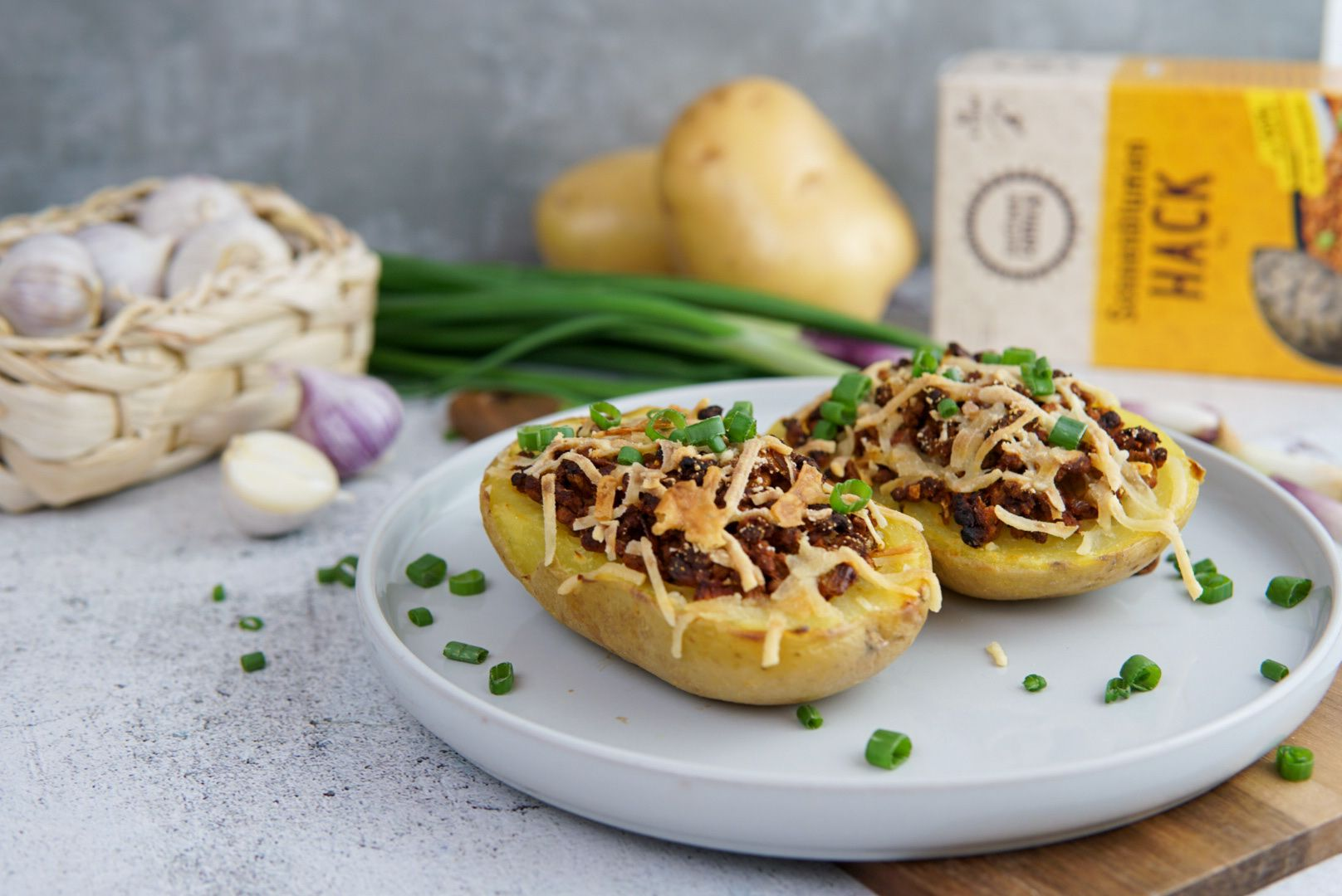 Kartoffel Eiweiß