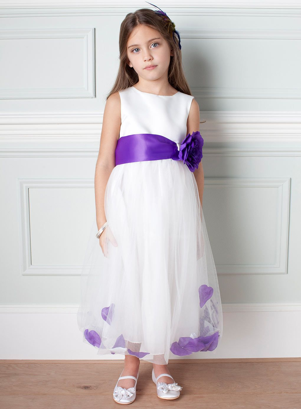 Little Girl Maid of Honor Dresses