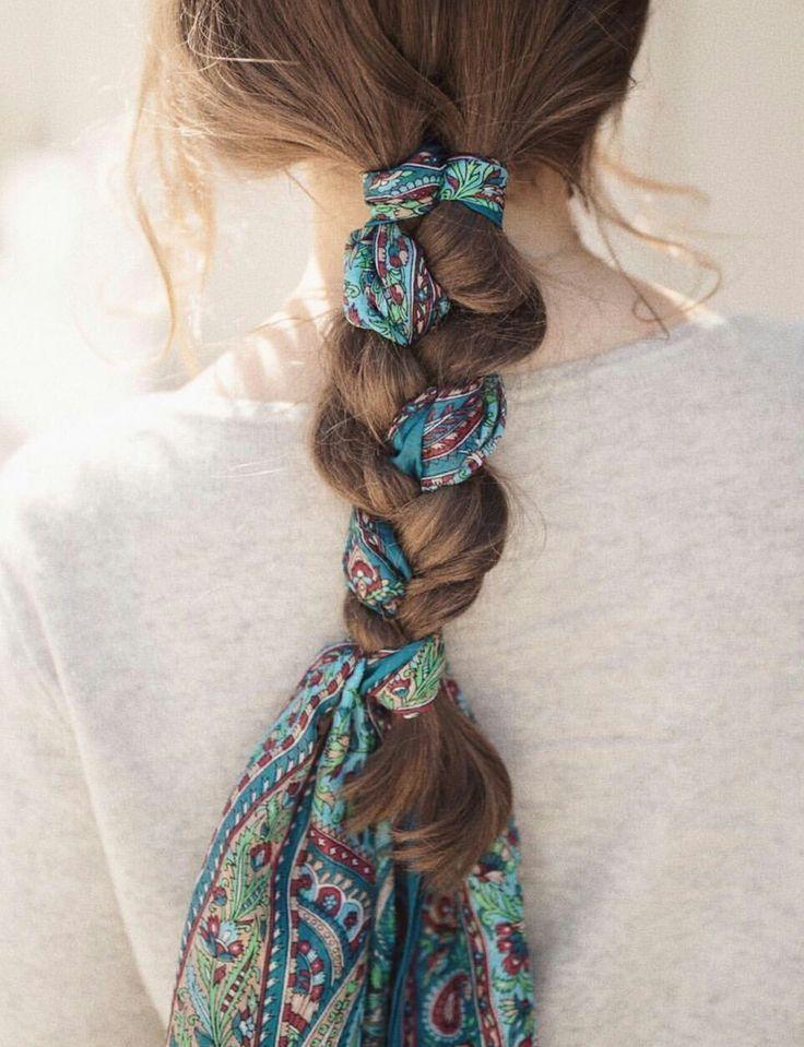 #Home Schals & Tücher trendig binden � (ohne Anleitung)・☆・