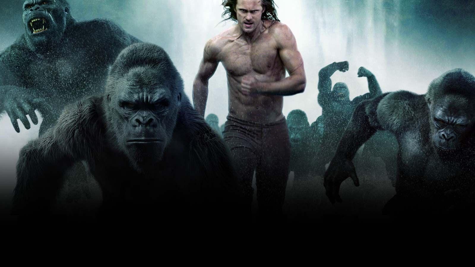 Descargar La Leyenda De Tarzán Gratis En 1 Link Por Mega Disfruta De Películas Con Excelente Calidad Sin Registrarte En Mega Tarzan Tarzan Of The Apes Movies