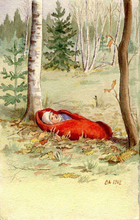 Painting by Grand Duchess Olga Alexandrovna