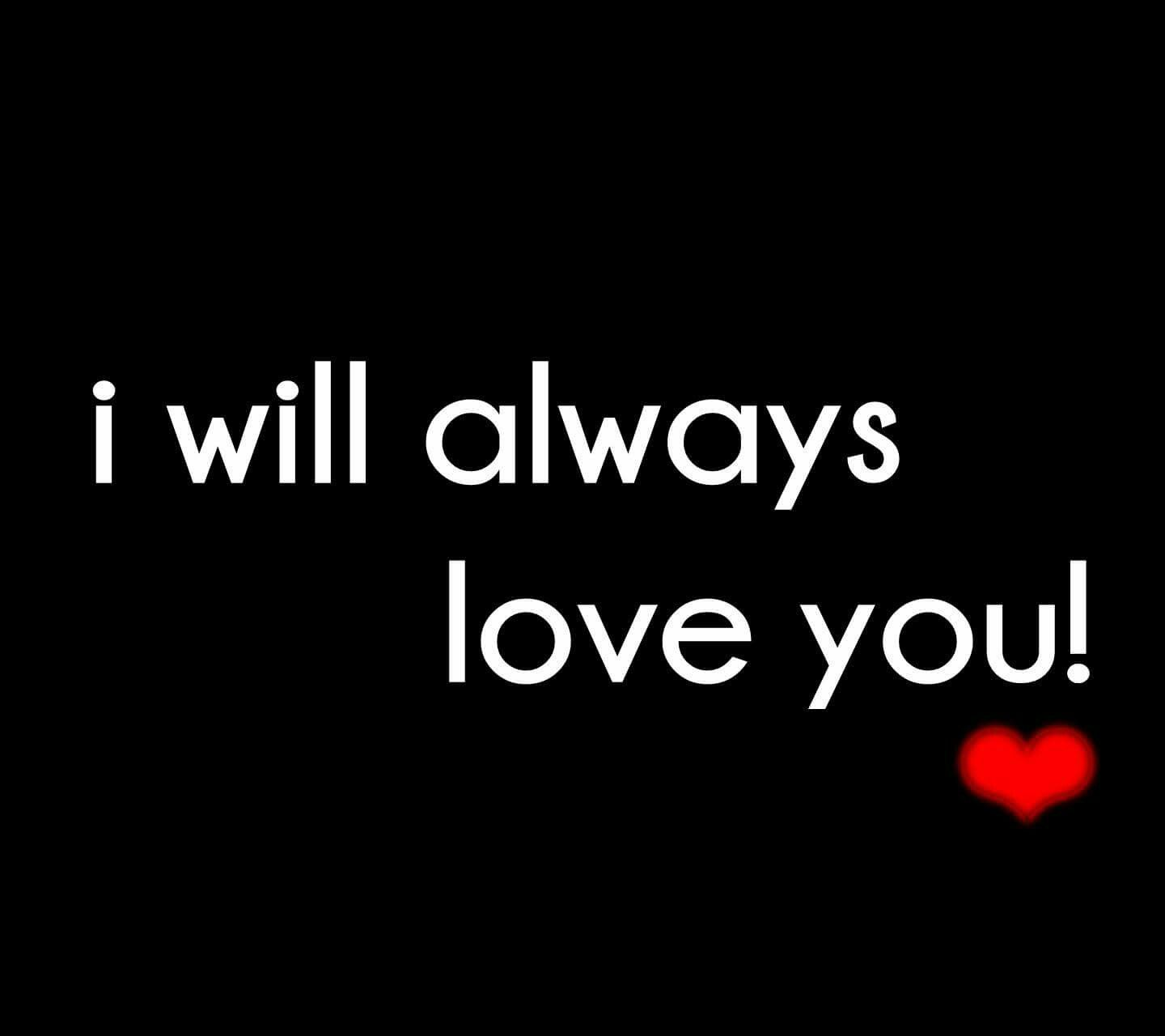 I Will Always Love You Quotes Custom 3  I Will Always Love You V^v 3 V^v. Me And My Very
