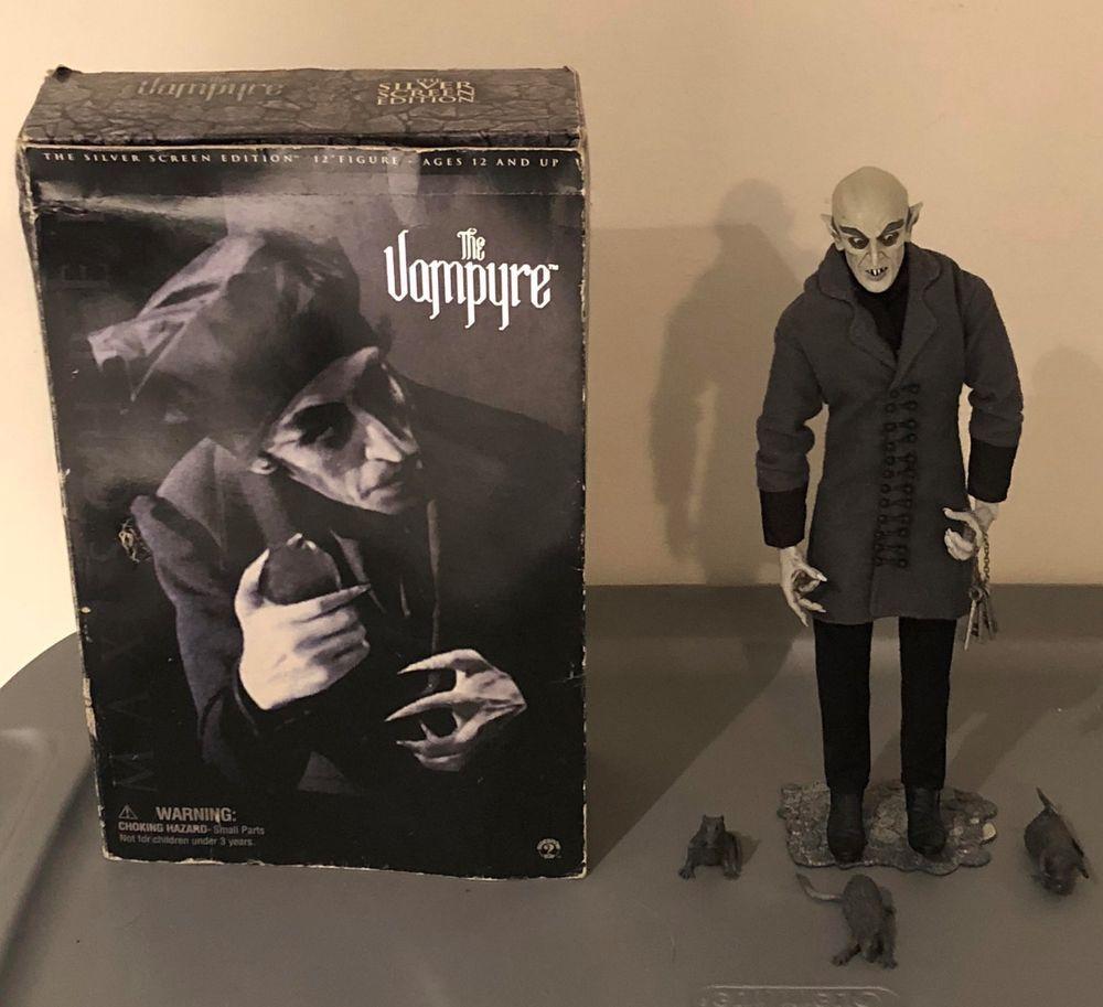 Aufsteller & Figuren Sideshow Boris Karloff Frankensteins Monster 30cm Figur Universal Monsters Filme & Dvds