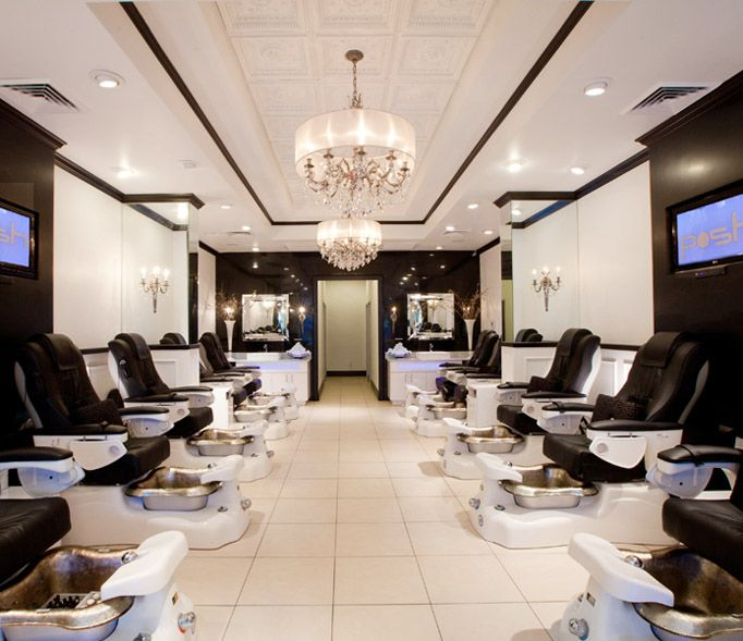 Posh Nail Spa in Uptown Dallas | DISCOVERING DALLAS | Posh nails ...