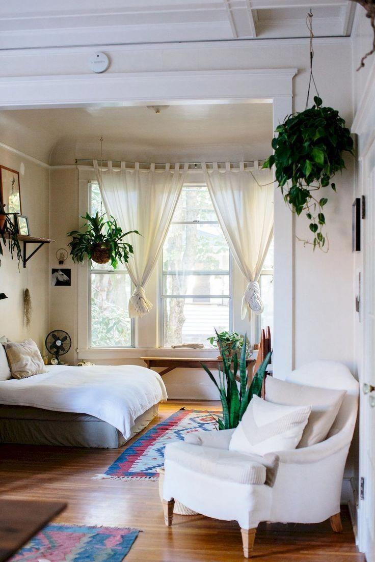 Apartment Decor - Boho and Mid century Modern Home decor # ...