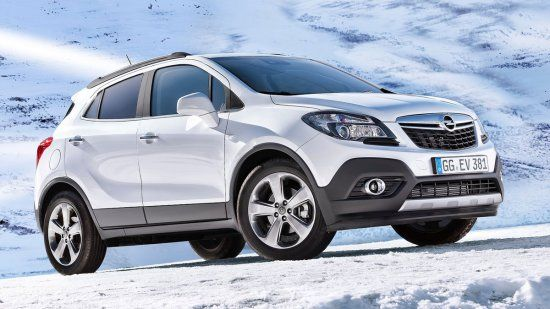 Opel Mokka Moscow Edition Motivo De Celebracion Avec Images Suv Voitures De Collection Auto