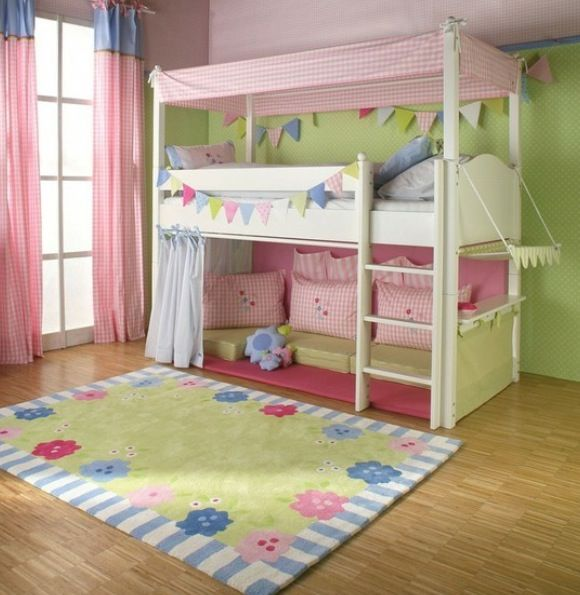 Cute idea for daughters room