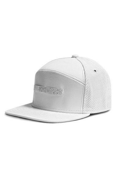 ed1a453c334 Melin  The Bar  Horizon Fit Flat Brim Baseball Cap available at  Nordstrom