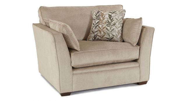 Chloe Snuggler Chair Standard Back | ScS Sofas | Snuggler ...