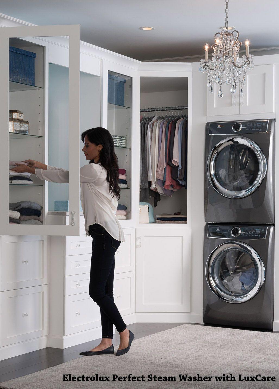 Concord Nh Home Laundry Closet Room Design