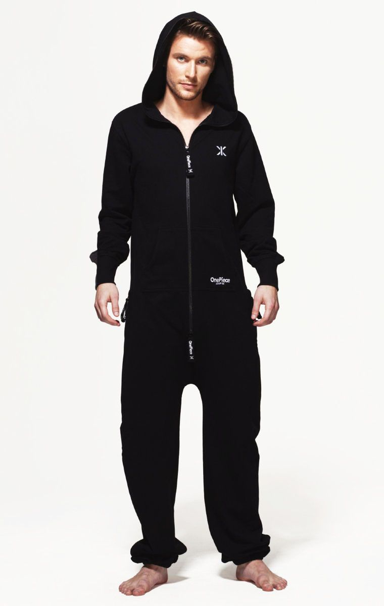 4ccd6fb6682c Original Onesie Black Zip