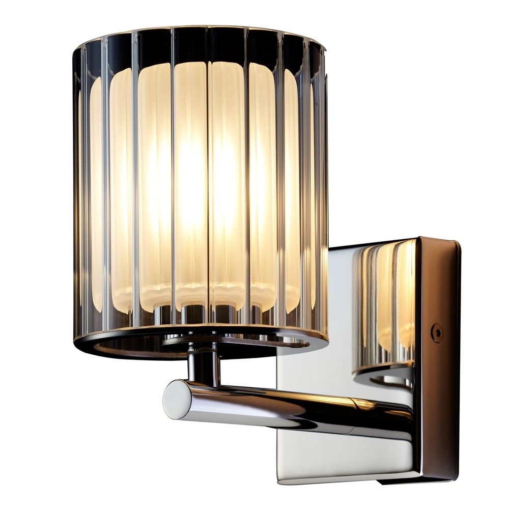 a97dcb199153 Tom Kirk Flute Wall IP44 Light in 2019 | Cabinet and Door Hardware ...