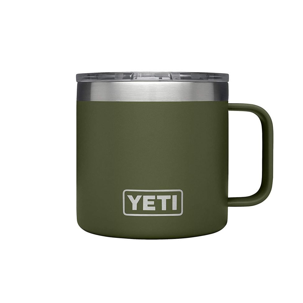 Green Yeti Coffee Mug With Handle Gifts For Her By Emmyshymmy