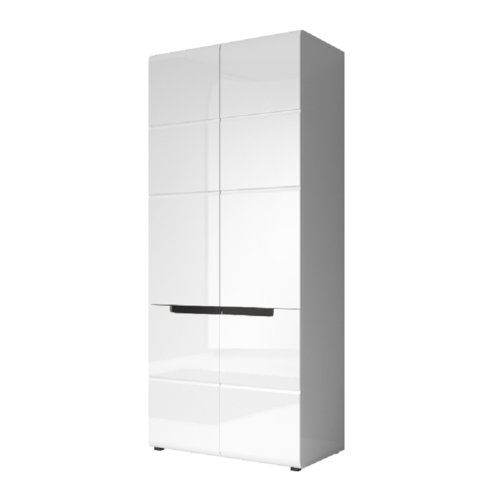 Kanopus Iii 1 Door Wardrobe Selsey Living Stylish Bedroom Tall Cabinet Storage 3 Door Sliding Wardrobe