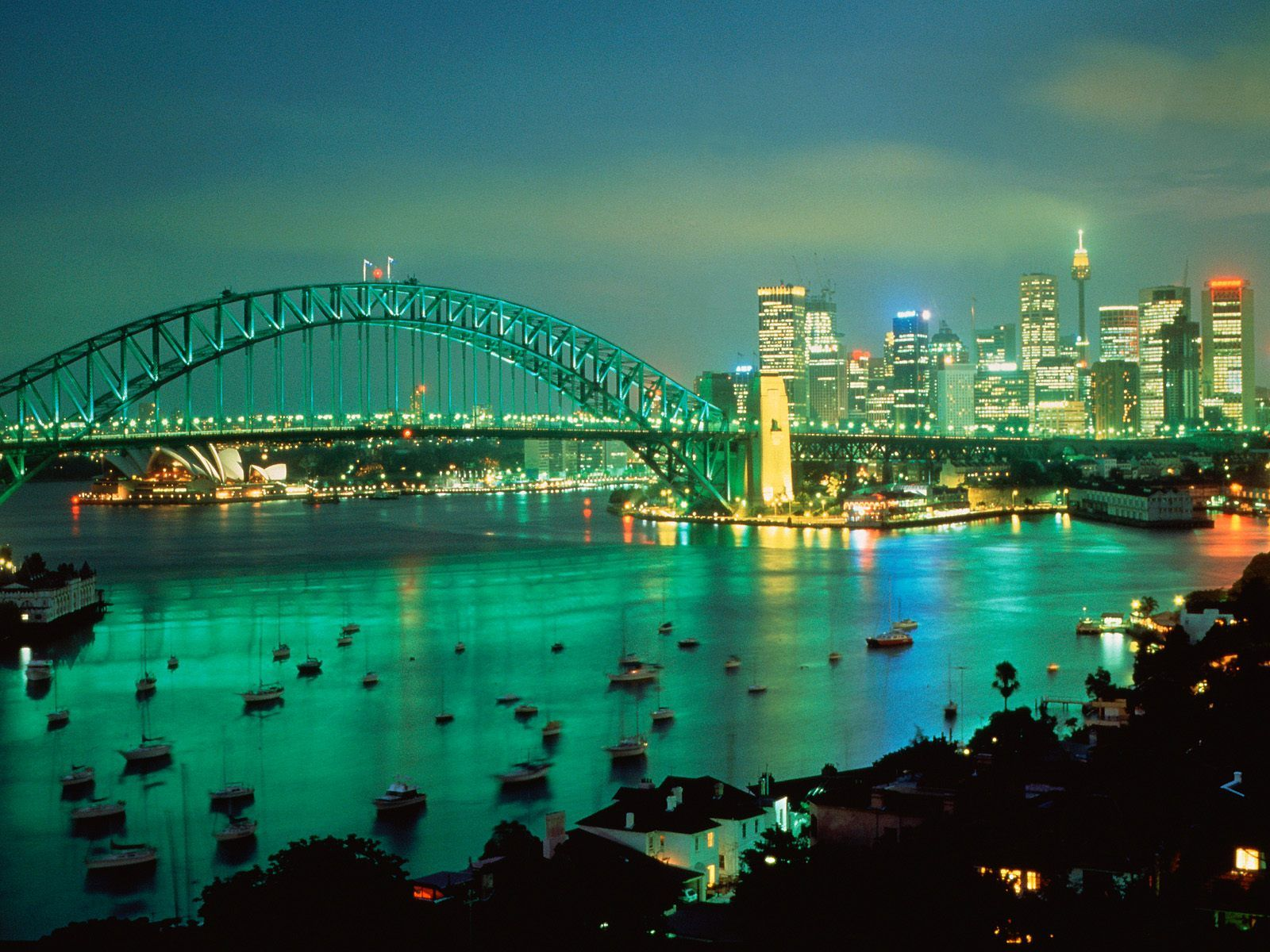 Pictures of sydney australia sydney australia for Countries to go on vacation