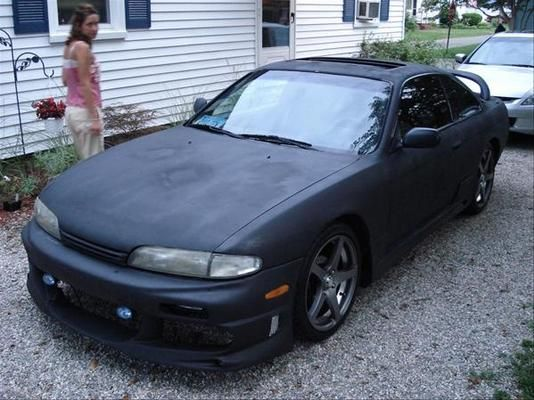 nissan 240sx factory service manual