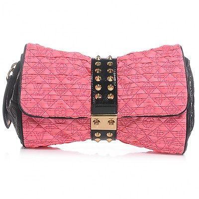 Louis Vuitton Coquette Handbag Monogram Satin FBU6HwUG