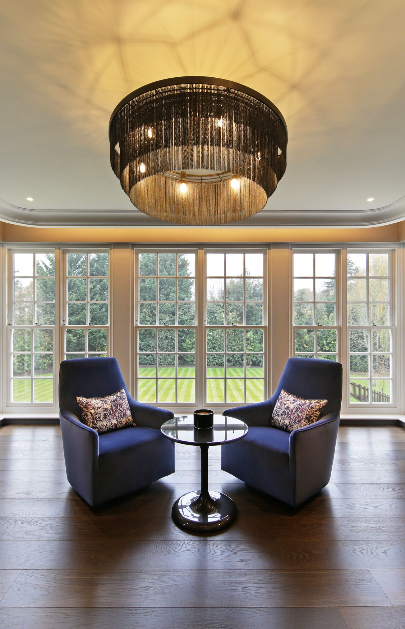 Beverley Barnett Interior Designer Employs Modern Contemporary