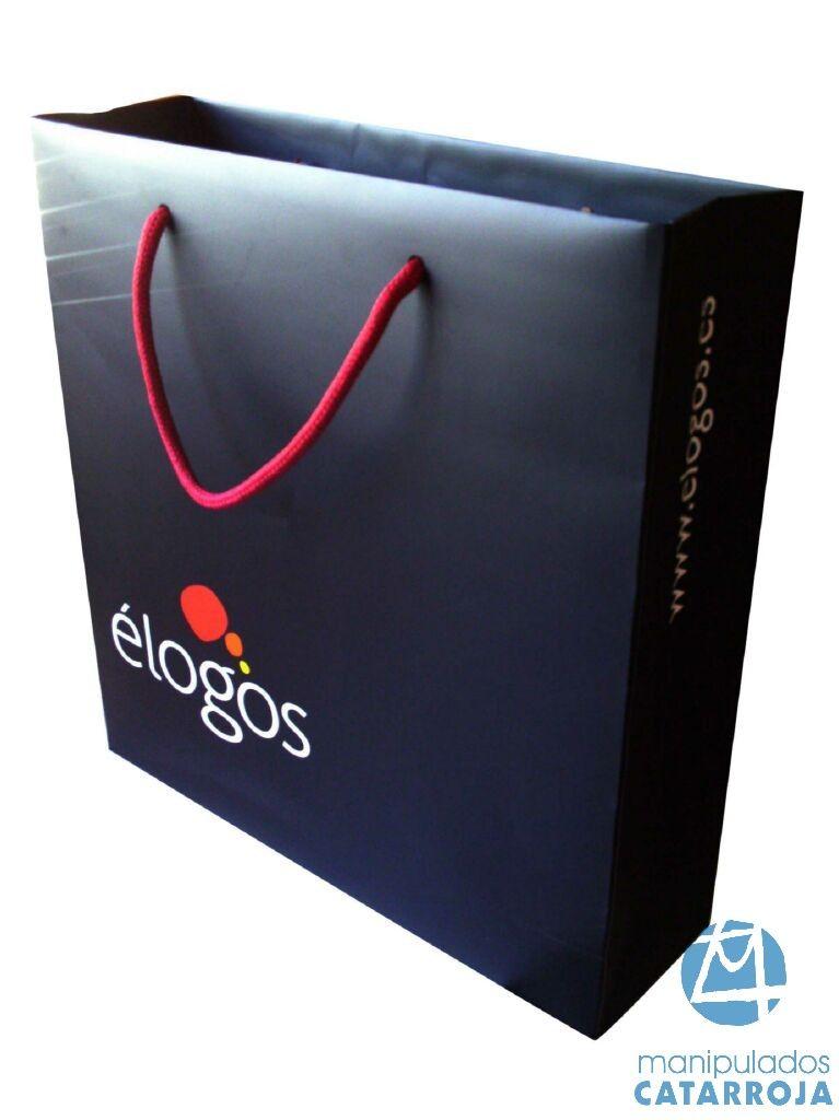 3bb08b895 bolsas de lujo en Alicante | Bolsas de papel de lujo | Pinterest ...