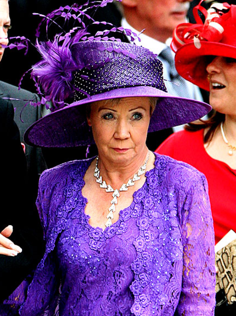 9cf020e7a7417 The Best and Worst Hats and Fascinators of the Royal Wedding - Fashionista