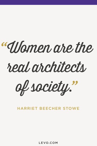 Real Architects of Society - #levoinspired