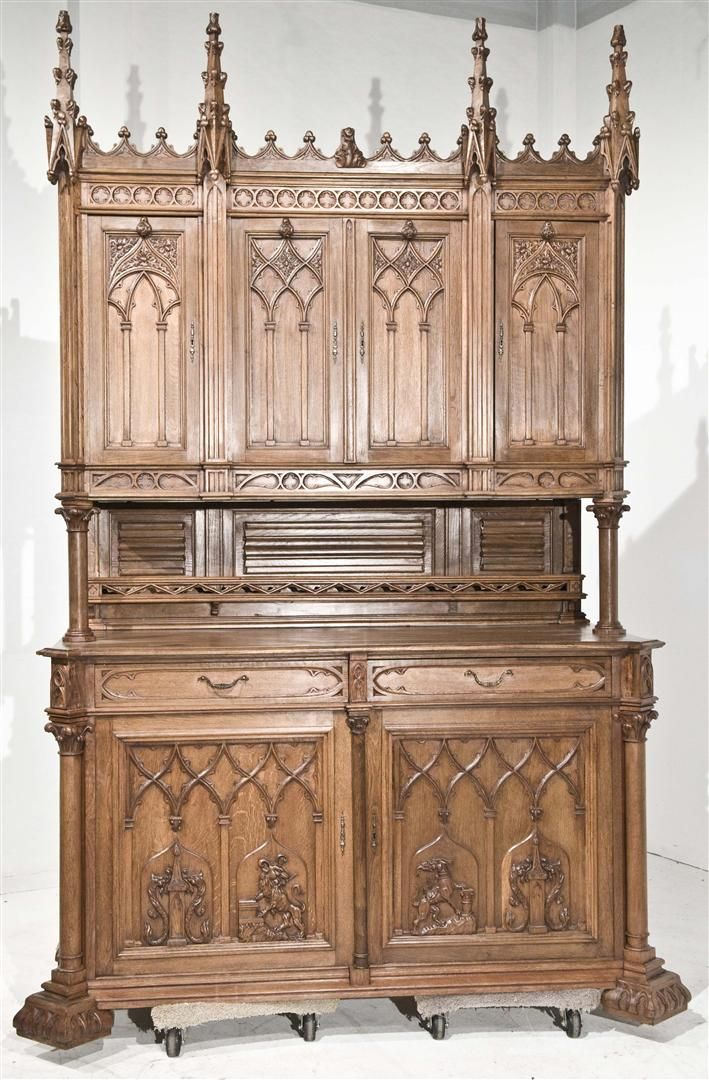 Gothic ca. 19th century from