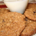 Oatmeal Chocolate Chip Cookies (No Eggs) ~ I just made these this evening because it felt right to bake some cookies and alas I was out of eggs... but I believe this will be my new favorite cookie recipe.