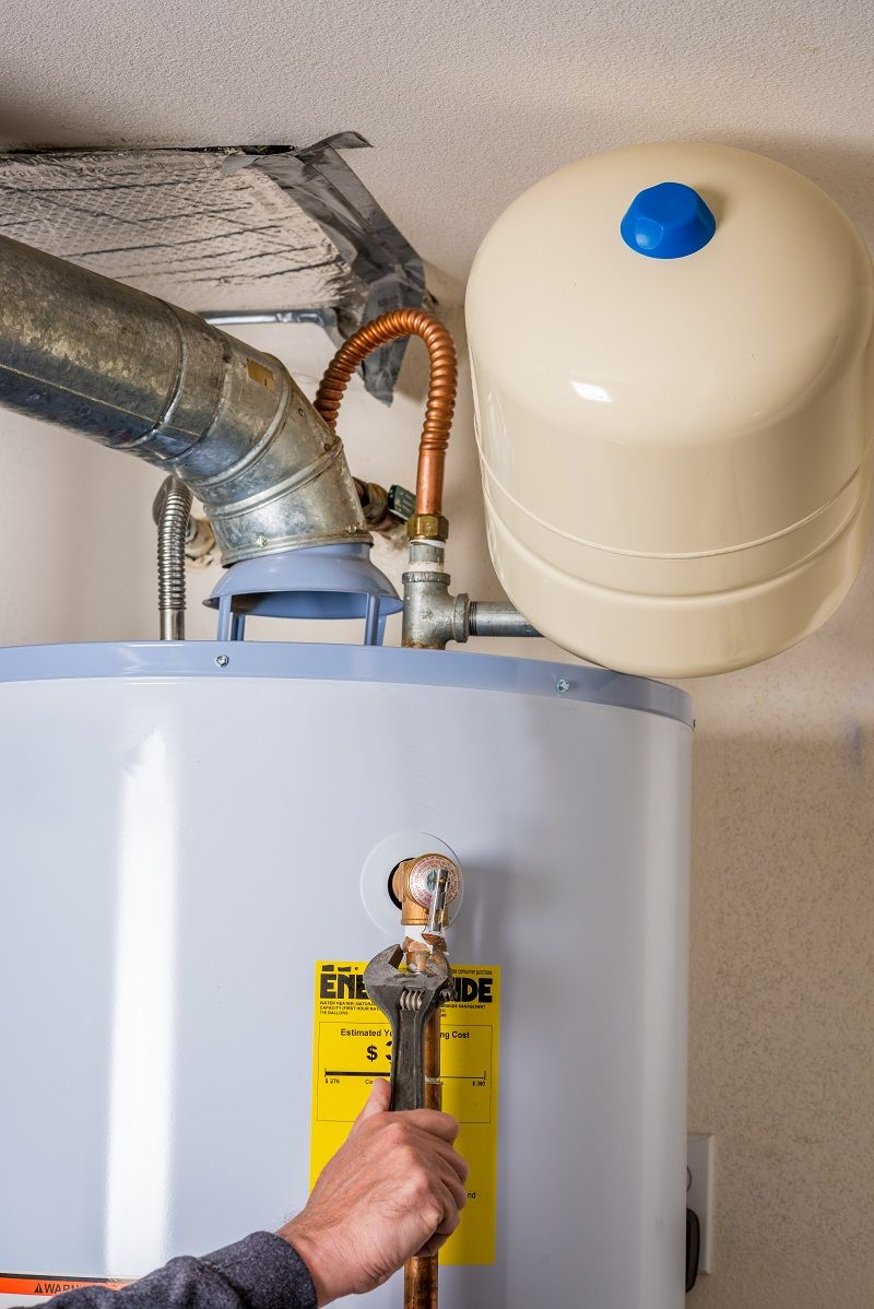 What To Do When Your Water Heater Breaks Water Heater Heater Water Damage