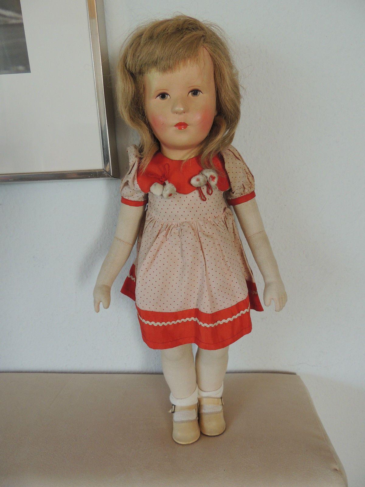 Wunderschönes Kruse-Mädchen von 1951 | eBay