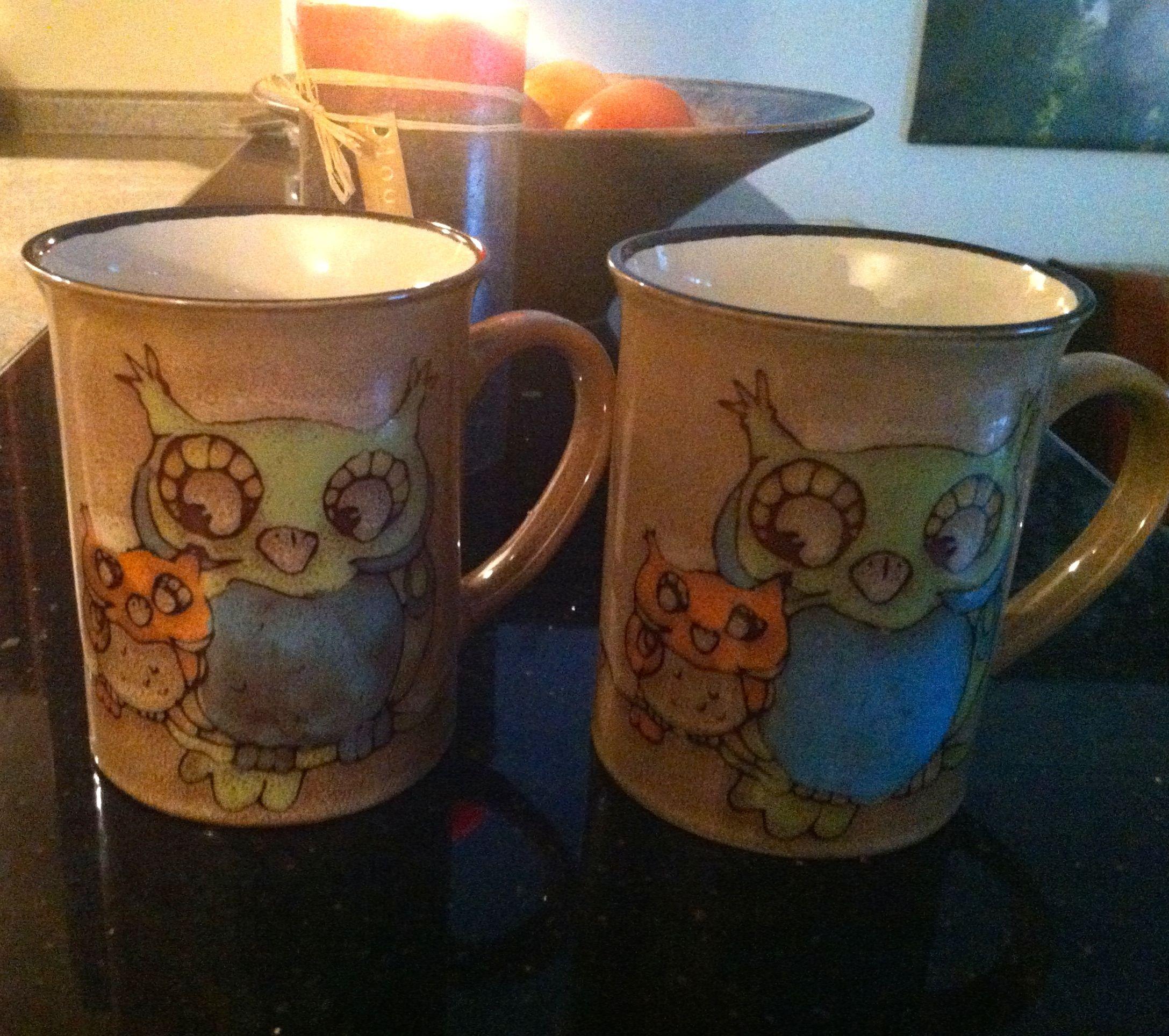 Owl Mug Giveaway!