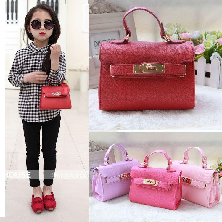 8e09cdbc352c 2017 new Designers Mini Cute Bag Children Kids Handbag baby Girls Shoulder  Bag Messenger Bags Purses Long Strap gift