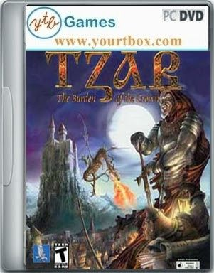 Tzar The Burden Of The Crown Game Free Download Free Full
