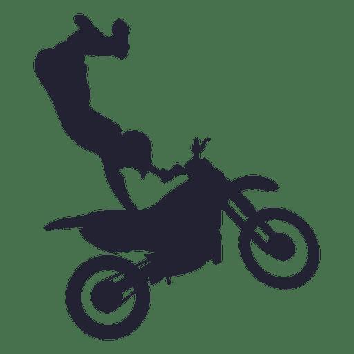 Motocross Sport Silhouette 1 Transparent Png Freestyle Motocross Motocross Svg