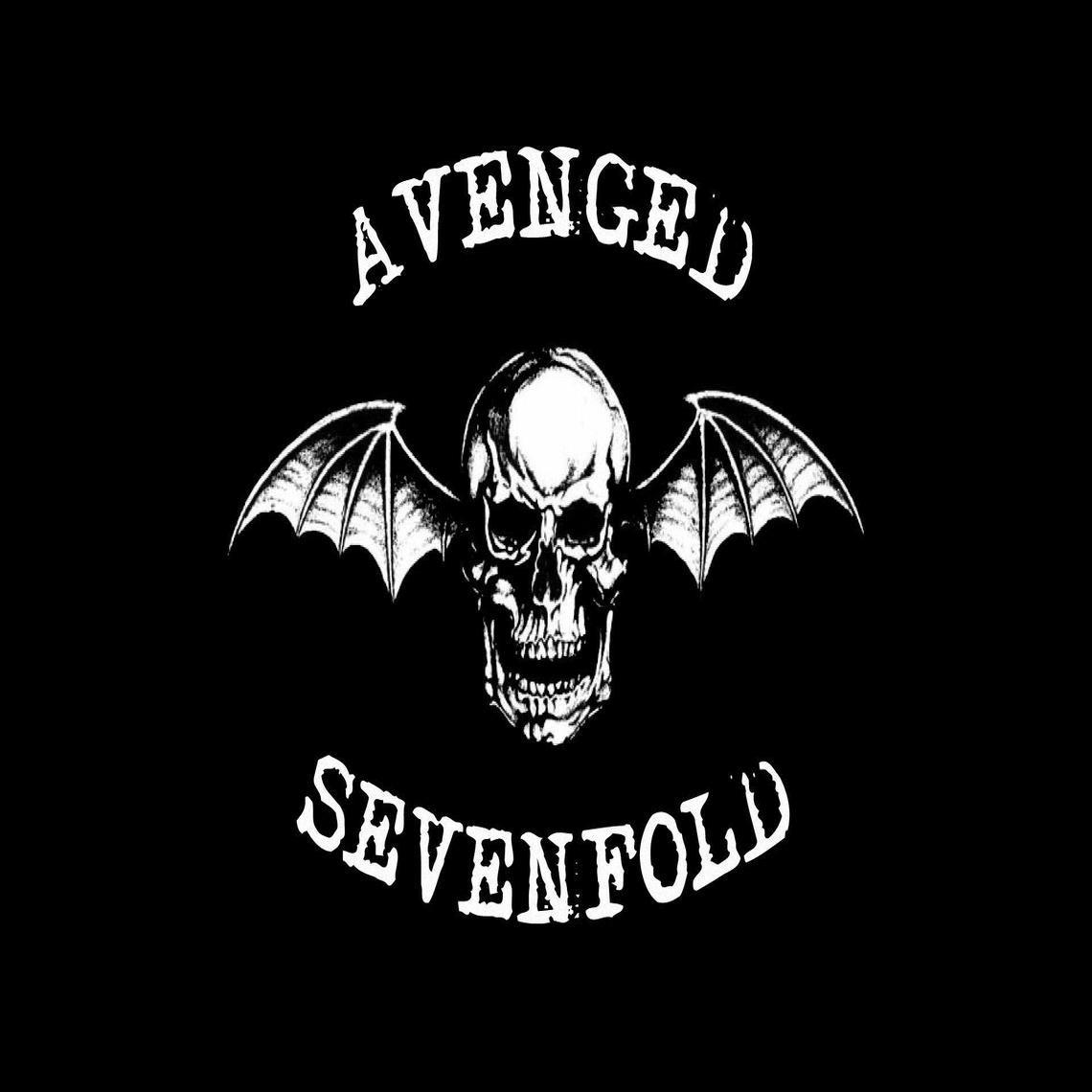 Avenged Sevenfold SevenfoldLogoWallpaperWallpaper DesktopLogosScreen