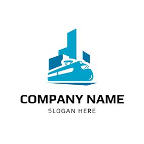 Free Train Logo Designs Designevo Logo Maker Logos Design