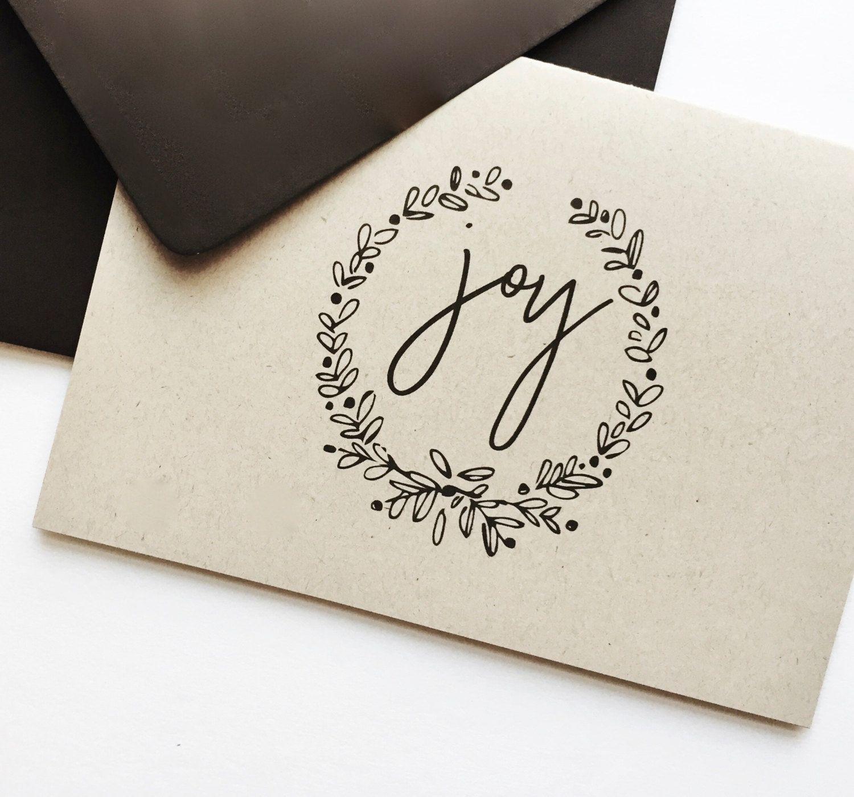 Joy holiday card set of 8 corporate holiday cards customizable joy holiday card set of 8 corporate holiday cards customizable recycled reheart Gallery