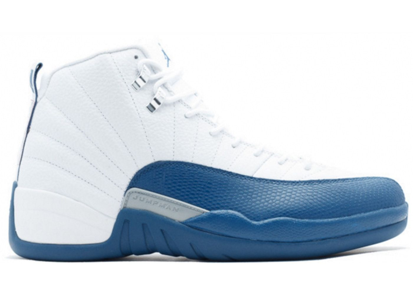 Check out the Jordan 12 Retro French Blue (2016) available on StockX f356700e6