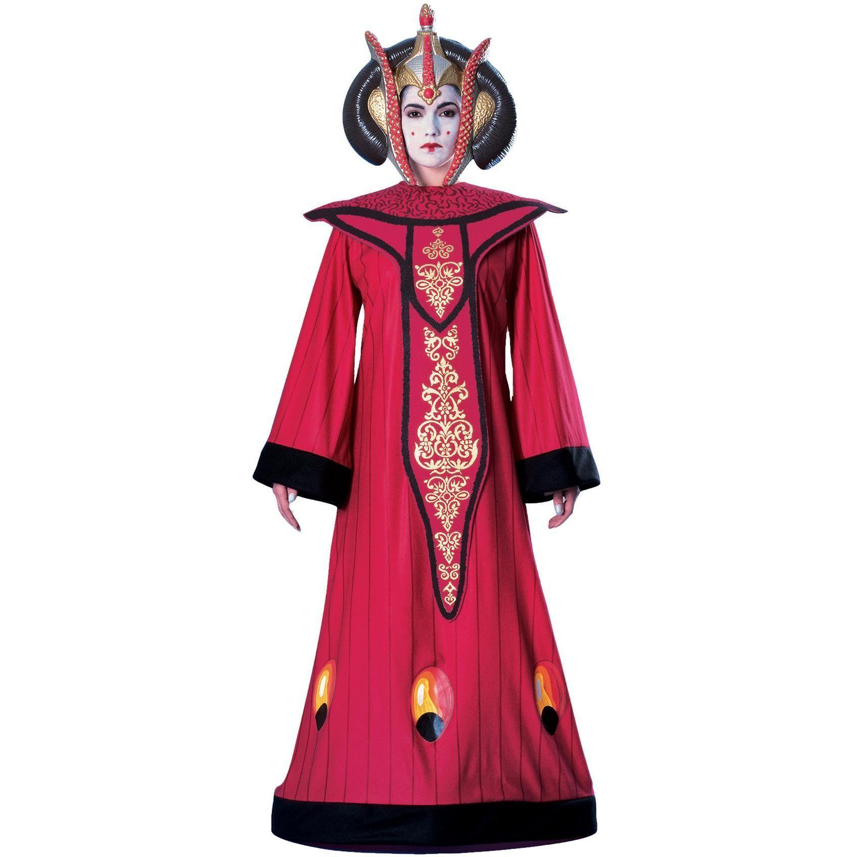 Queen Amidala Deluxe Adult Std