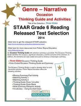 released staar test 4th grade