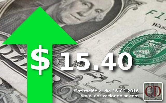 La divisa estadounidense este viernes subió nueve centavos