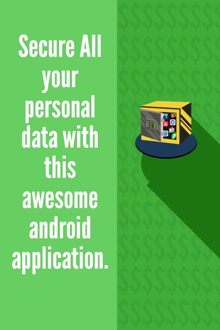The App Lock, screen lock, private Vault, Hide Photos