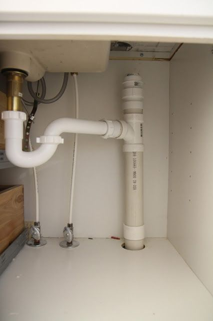 Any Of The Faucet Installations On Exterior Walls Will Have A Drain Cool Bathroom Drain Plumbing Exterior